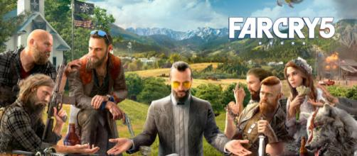 'Far Cry 5's' PC system requirements are here. - [KitGuru / YouTube screencap]