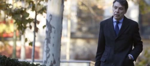 Ignacio González estará muy solo en la boda de su hija