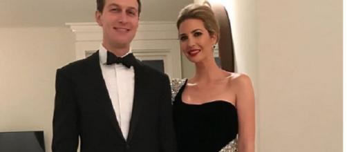 Ivanka Trump and Jared Kushner (Photo credit: Ivanka Trump/Instagram)
