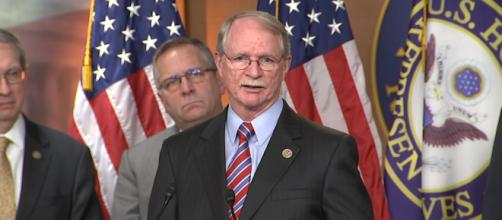 John Rutherford is satisfied with the action Congress has taken to ensure school safety. [image source: youtube/Associated Press]
