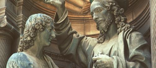 La Duda de Santo Tomás realizada por Verrocchio