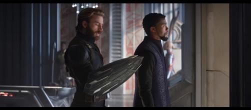 Marvel Studios' Avengers: Infinity War - Big Game Spot [Image Credit: Marvel Entertainment/YouTube screencap]