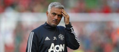 Mourinho ha sido eliminado junto a su club