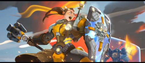[NEW HERO – COMING SOON] Brigitte Origin Story | Overwatch [Image Credit: PlayOverwatch/YouTube screencap]