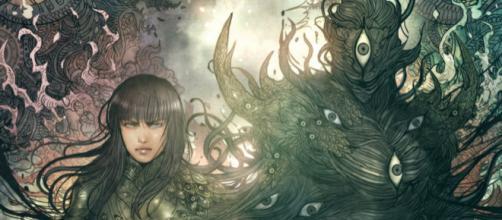 La nueva revisión de Monstress # 13 deja gratas impresiones en sus fans.