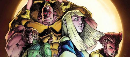 Nuevos mutantes: Dead Souls # 1