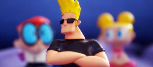 Clay cartoons. - [Photo credit of Johnny Bravo to ChOOn via Flickr]