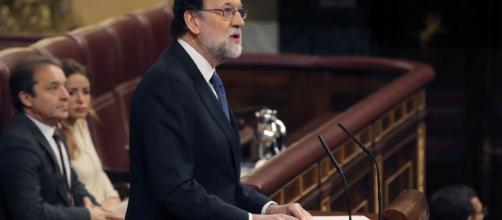 Rajoy pide apoyo a sus presupuestos para mejorar las pensiones