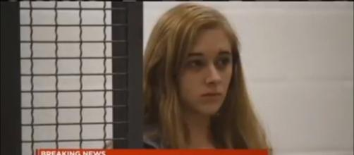 Ruth is facing charges for carrying drugs and weapons on campus.[Image source: YouTube/Edward Ingersoll]