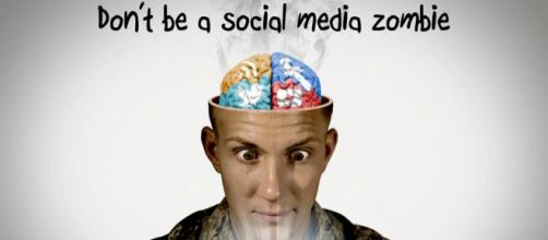 Social media hinders your rational thinking ability. - Staff Sgt. Jamal D. Sutter via Moody Air Force Base