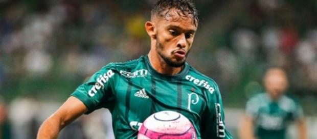 É uma das jovens promessas brasileiras.(foto reprodução).