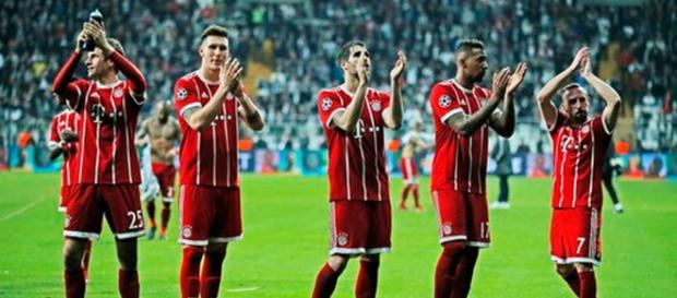 El Bayern clasificó a cuartos de final
