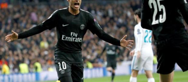 El PSG quiere quedarse con Neymar