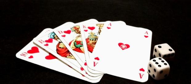 Gambling addiction currently affects 430,000 people in the UK, 25,000 of whom are children. Photo Credit: Pixabay.com