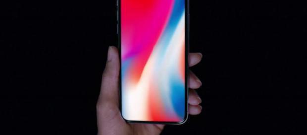 iPhone X de Apple, con problemas de batería