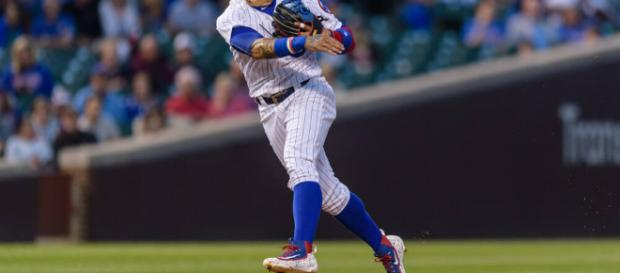 Javier Baez shining example of Cubs depth | FanRag Sports - fanragsports.com