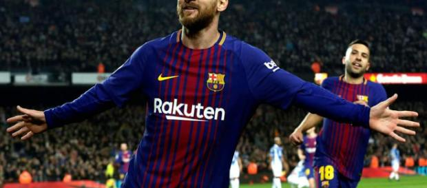 Lionel Messi en la historia del Barcelona tras marcar el gol 4.000 ... - elbocon.pe