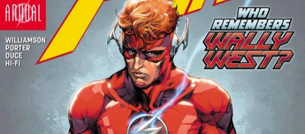 Mejores avances de revisión : The Flash Annual # 1