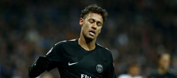 Neymar poderia estar de saída do PSG