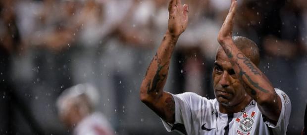 O ponta-atacante fez gol na Libertadores