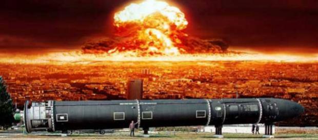 Putin testează noua rachetă SATAN-2 care ar putea distruge Marea Britanie - Foto: http://speisa.com