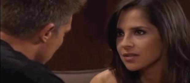 Sam must deal with feelings for Jason and Drew. (Image via GH Worldwide fans/YouTube).