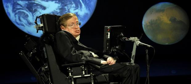 Stephen Hawking among the stars. - [NASA/Paul Alers via Wikimedia Commons]