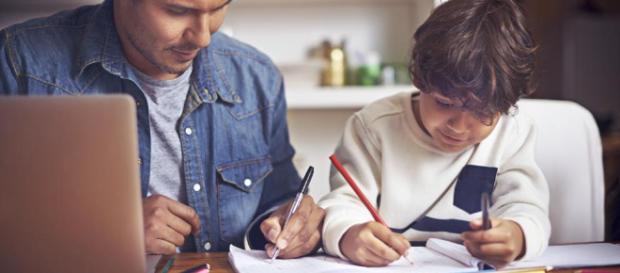 Tener un padre mayor puede aumentar la inteligencia de un niño