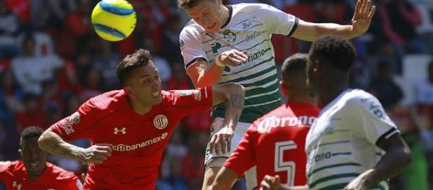 Toluca 2-0 Santos Laguna por la fecha 8 del Clausura de la Liga MX ... - peru.com