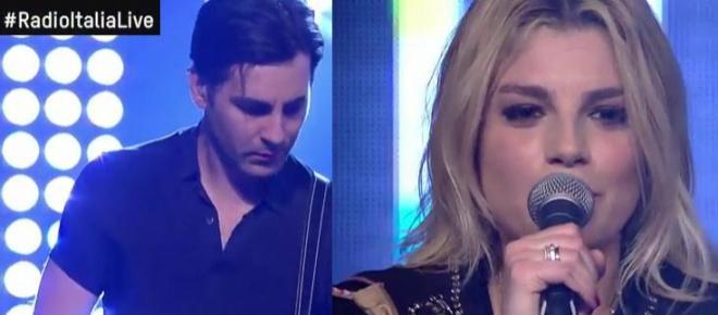 Emma Marrone a Radio Italia Live: 'il 7 giugno, sarò a Napoli per 'Pino è''