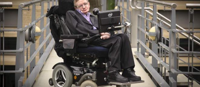 Stephen Hawking: un científico brillante
