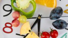 La regularidad de las comidas permite disponer siempre de energía