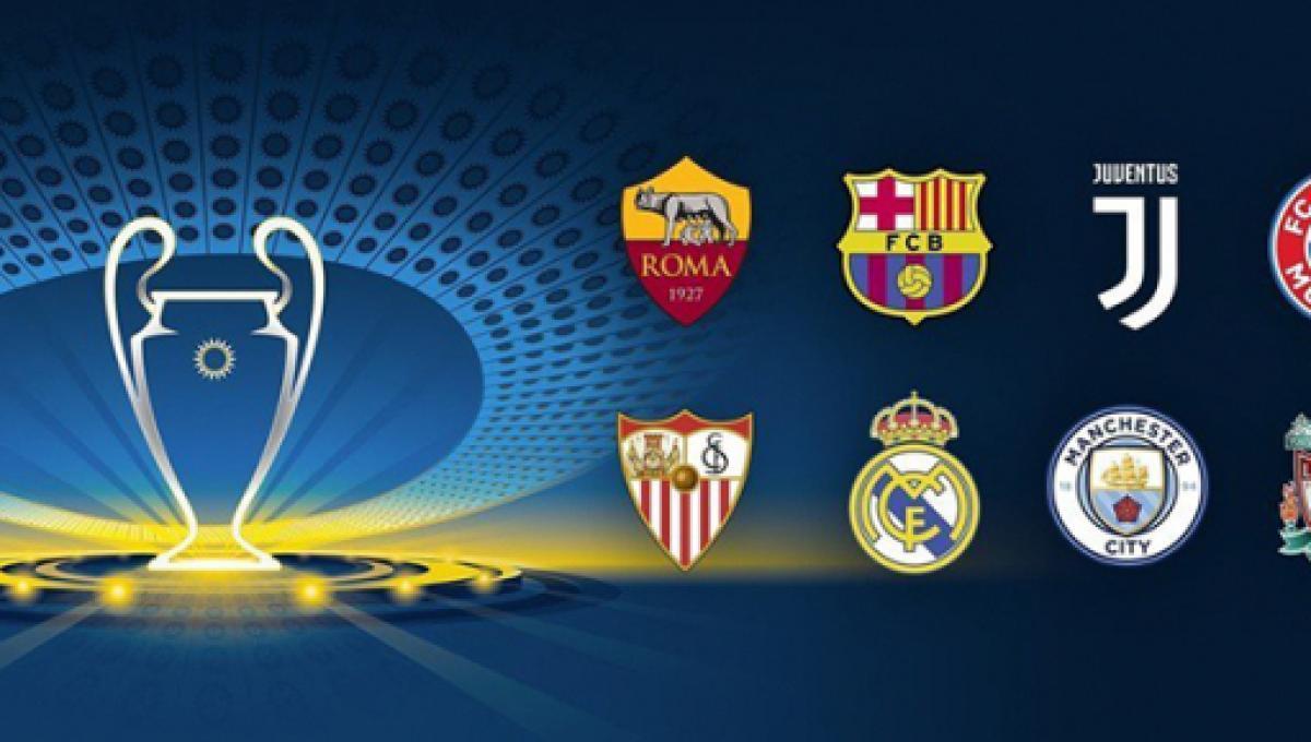 Calendario Quarti Di Finale Champions League.Juventus Real Madrid Champions League Calendario Quarti Di
