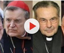 I volti di alcuni cardinali e ultime notizie