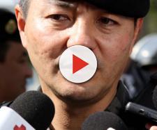 Coronel da Polícia Militar reclama de comoção