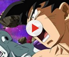 Dragon Ball Super Goku y Freezer unidos
