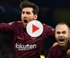 El sustituto de Andrés Iniesta por si abandona el Barça