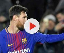 Leo Messi aponta para outra direção