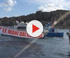 Mare ceduto ai francesi: i pescatori danno battaglia! – l'Opinione ... - opinione-pubblica.com