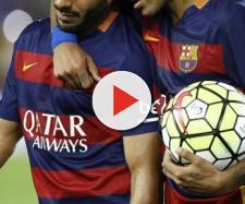 Os jogadores eram amigos na época de Barça