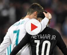 real madrid - psg: Neymar regatea, pero Cristiano remata cinco ... - elpais.com