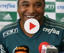 Roger Machado é o atual técnico do Verdão. (foto reprodução).