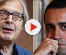 Sgarbi candidato contro Di Maio nonostante le frasi sui napoletani - lineapress.it