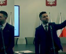 Patryk Jaki oraz Sebastian Kaleta.