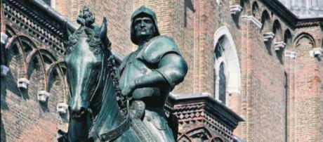 El Condottiero Colleoni de Verrocchio