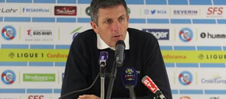 Football | Thierry Laurey, vedette du zapping - dna.fr