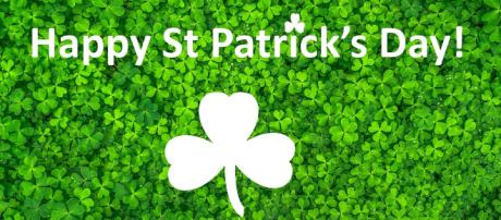 Holy clover! The symbolism of the shamrock for St Patrick's Day- Image credit Public Domain