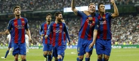 La mentalidad de equipo pequeño del FC Barcelona: fans de la Juventus - blastingnews.com