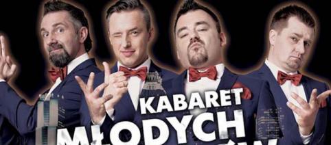 Plakat Kabaretu Młodych Panów (mat. promocyjne)