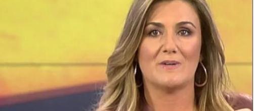 Carlota Corredera, presentadora de Sálvame